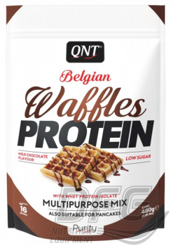 QNT Waffles Protein