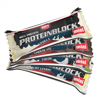 BEST BODY 50% Mini Proteinblock 30g