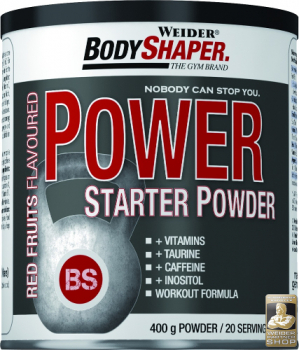 WEIDER Body Shaper Power Starter Powder