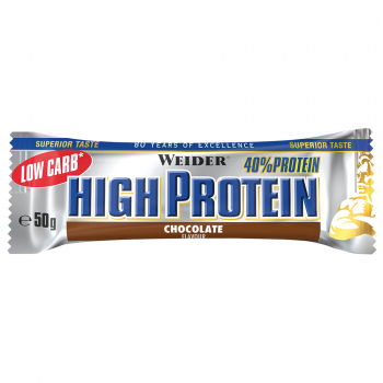 WEIDER Low Carb High Protein Bar 50g