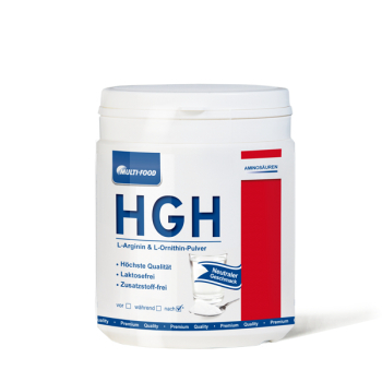 MULTI-FOOD HGH L-Arginin + L-Ornithin