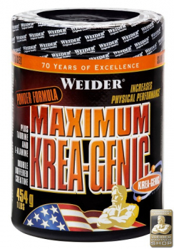 WEIDER Maximum Krea-Genic Powder