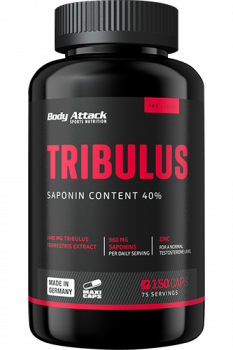 BODY ATTACK Tribulus 2400