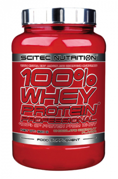 SCITEC NUTRITION Whey Protein Professional 920g