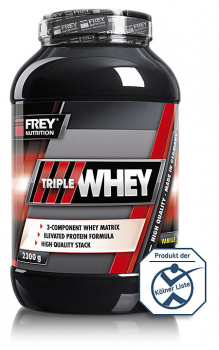Frey Nutrition Triple Whey 2,3kg