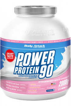 BODY ATTACK Power Protein 90 2kg