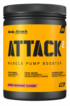 BODY ATTACK Attack Booster 2
