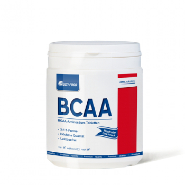 MULTI-FOOD BCAA Tabletten