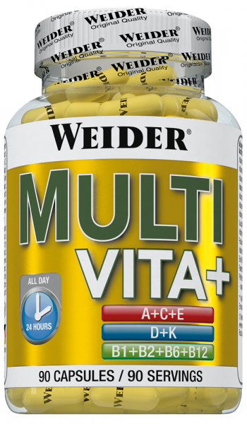 WEIDER Body Shaper Multi Vita