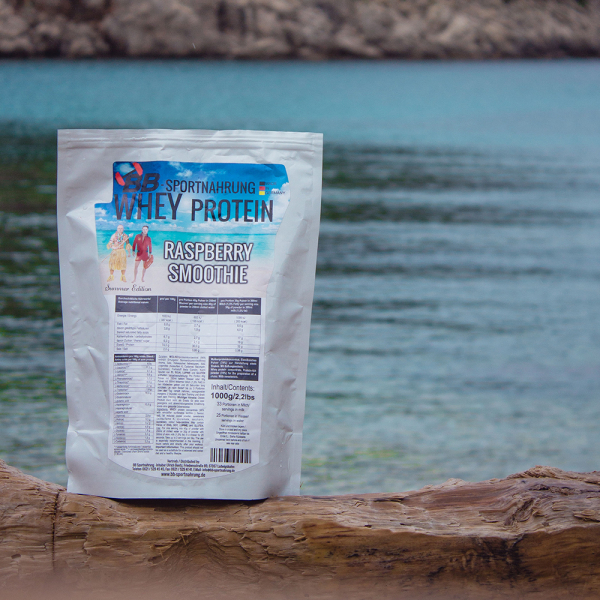 BB-LINIE Whey Protein 2.0 SUMMER-EDITION