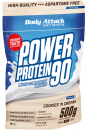 BODY ATTACK Power Protein 90 500g